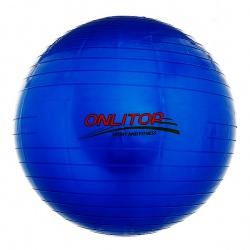 Мяч гимнастический d=65 см800 гр PVC микс