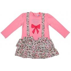 Платье для девочки (рост 80-86 см)