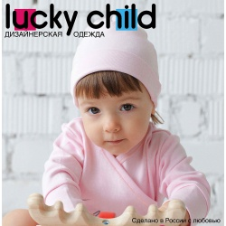 LUCKY CHILD Шапочка (размер 38)