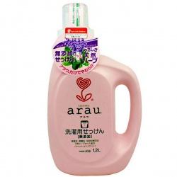 Arau Жидкое средство для стирки для мам и детей, флакон (1200 мл)