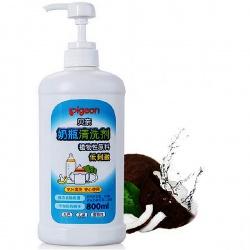 Pigeon Средство для мытья детской молочной посуды, овощей и фруктов 800 мл