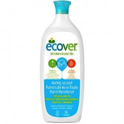 Ecover (Эковер) Экологическая жидкость для мытья посуды с ромашкой и молочной сывороткой (500 мл.)