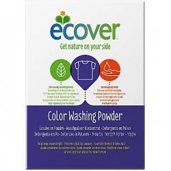 Ecover (Эковер) Экологический стиральный порошок-концентрат для цветного белья (1200 гр.)