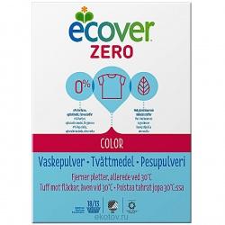 Ecover (Эковер) Экологический стиральный порошок, для цветного белья Zero (750 гр.)