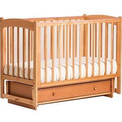 Кубаночка-3. Кровать детская маятниковая поперечная белый