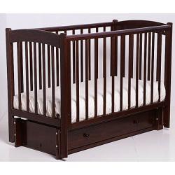 Кубаночка-3. Кровать детская маятниковая продольная слоновая кость