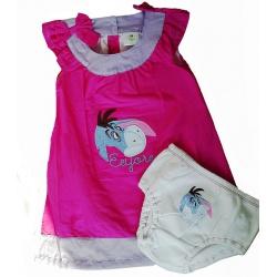 Комплект одежды ВИННИ, 2 предмета, на вешалке, розовый