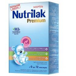 Молочная смесь Нутрилак Премиум до 12 мес. 350 г