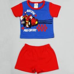 Костюм для мальчика Спорт: футболка, шорты
