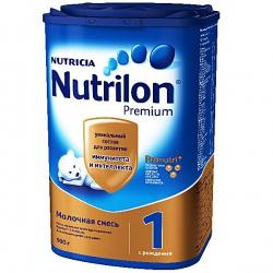 Молочная смесь Нутрилон 1 с рождения, 800 г.