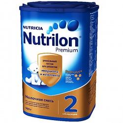 Молочная смесь Нутрилон 2 с 6 месяцев, 800 г.