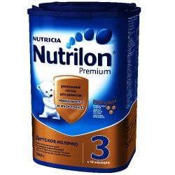 Молочная смесь Нутрилон 3 с 12 мес., 800 г.