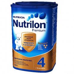 Детское молочко Нутрилон 4 с 18 мес., 800 г