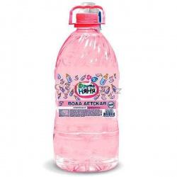 Детская вода ФрутоНяня с рождения, 5 л