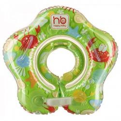 HAPPY BABY Круг на шею для купания Swimmer с 0 мес