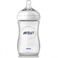 Avent Бутылочка для кормления Natural 260 мл.