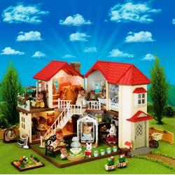 Набор Sylvanian Families Большой дом со светом