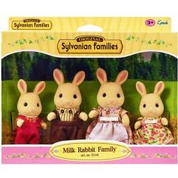 Набор Sylvanian Families Семья Молочных Кроликов