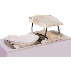 Столик для купания Bebe Confort Duo Amplitude Bebe Doux White