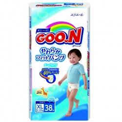 Трусики Goon 12-20 кг big для мальчиков (38 шт)