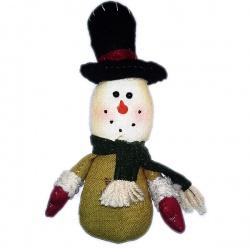 Ретро Снеговик