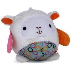 Мягкая игрушка с бубенчиком Овечка Покки