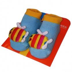 Носочки с игрушкой Рыбка