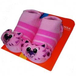 Носочки с игрушкой Котик