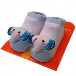 Носочки с игрушкой Слоник