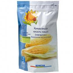 Remedia Каша безмолочная кукурузный кисель (корнфлор) с 5 месяцев, 200 г.