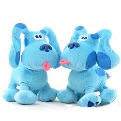 Мягкая игрушка Голубая Собачка
