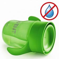 Avent Чашка-поильник с 12 месяцев зеленый/красный (260 мл)