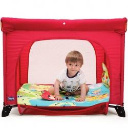 Кровать-манеж Chicco Open World Baby World