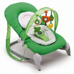 Кресло-качалка Chicco Hoopl Baby Greenland