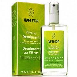 Weleda Цитрусовый дезодорант-спрей 100 мл.