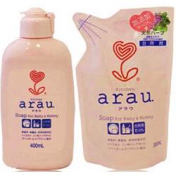 Arau Жидкость для мытья посуды (400 мл)