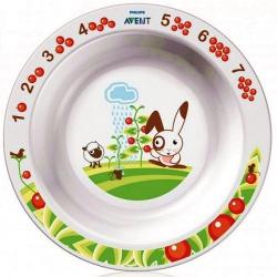 Avent Глубокая тарелка большая (от 12 месяцев)