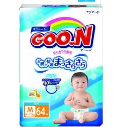 Подгузники Goon 6-11 кг M (64 шт)