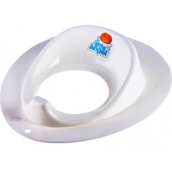 Детская накладка на унитаз, цвет белый