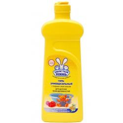 Ушастый Нянь Гель для детских принадлежностей и уборки помещений (500 мл)