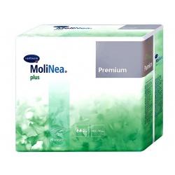 Пеленки MoliNea Plus 90-180 см, впитываемость 980 мл, с крылышками (20шт)