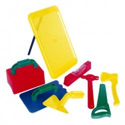 Игровой набор Строитель №1 в сумке