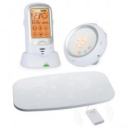 Радио-няня Ramili Baby с монитором дыхания RA300SP