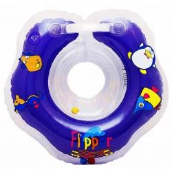 Flipper Мusic Музыкальный круг на шею Flipper для купания малышей