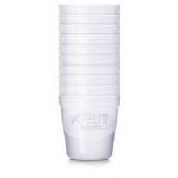 Avent Запасные контейнеры Via (10 шт)