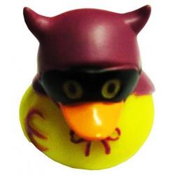Утенок-Чертенок в Хэллоуин костюме