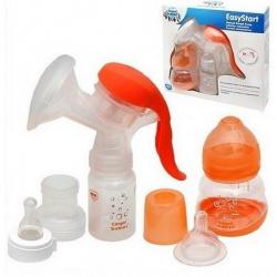 Молокоотсос ручной Canpol babies с принадлежностями