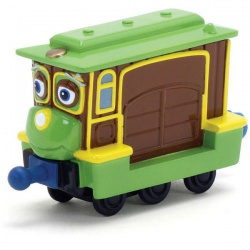 Паровозик Chuggington Die-cast Зефи