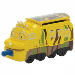 Паровозик Chuggington Die-cast Мтамбо