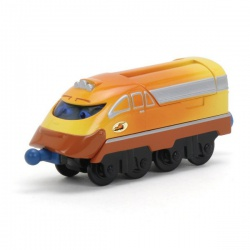 Паровозик Chuggington Die-cast Чаггер
